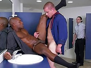 Anal Ass Black Blowjob Boss Handjob Interracial Office