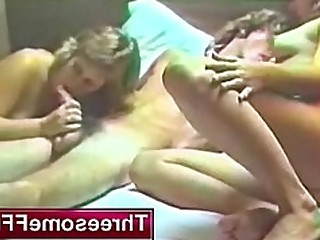 18-21 College Fuck Group Sex Mature Orgy Threesome Vintage