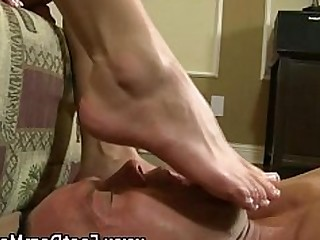 Babe BDSM Feet Fetish Foot Fetish Footjob Slave