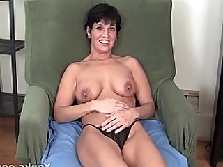 Amateur Ass Brunette Cumshot HD Kitty Masturbation MILF