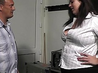 Ass Big Tits Boobs Boss Brunette Bus Busty BBW