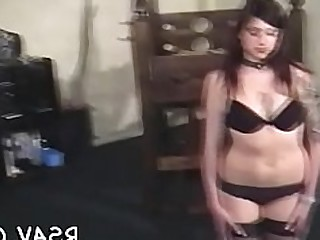 BDSM Couple Domination Fetish Fuck Hardcore Interracial Kitty