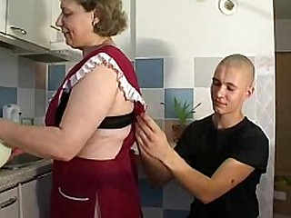 Fatty Granny Mammy Mature Teen