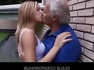 Cute Daddy Double Penetration Fuck Granny Hot Panties Prostitut