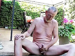 Horny Little Masturbation Nude Outdoor Shaved Solo