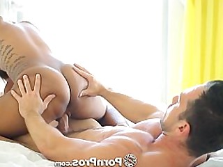 Blowjob Big Cock Cumshot Ebony Gorgeous Hardcore HD Hot